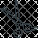 Scissor Shear Barber Icon