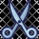 Scissor Cutting Tool Trimming Icon