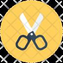 Scissor Shear Cutting Icon