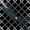 Scissor Cutter Barber Icon