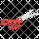 Scissor Cutting Tool Pincer Icon