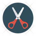 Scissor Cut Coupon Icon