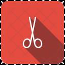 Scissor Barber Cutter Icon