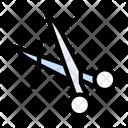 Scissor Cut Thread Icon