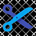 Scissor Cut Icon