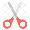 Scissor Cutting Tool Icon