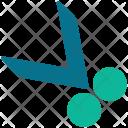 Cut Cutter Scissor Icon