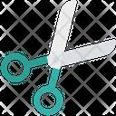 Shear Cutting Tool Snip Icon