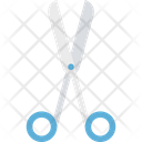 Scissor Cutting Tool Surgical Tool Icon
