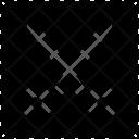 Scissor Tool Cutting Icon