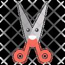 Scissor Face Icon