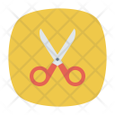 Scissors Cut Paper Icon