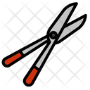 Scissors Hedge Shean Icon