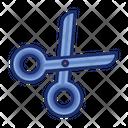 Scissors Cut Cutting Icon