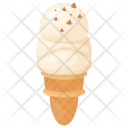 Scoop Cone Icon