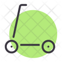 Scooter Micro Toy Icon