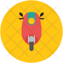Scooter Scooty Transport Icon