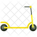 Scooter Transport Transportation Icon