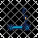 Wheel Vehicle Transportation Icon