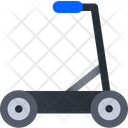 Scooter Transport Travel Icon