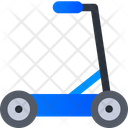 Scooter Kid Scooter Toy Icon