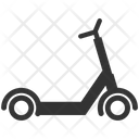 Bike City Scooter Icon