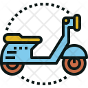 Scooters Icon