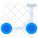 Scooter Bike Transport Icon