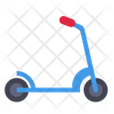 Scooty Scooter Bicycle Icon