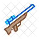 Hunting Gun Equipment Icon