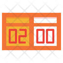 Score Score Board Game Score Icon