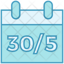 Cricket Calendar 305 Icon