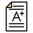 Score Exam Test Icon