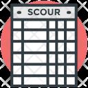 Score Board Sports Icon