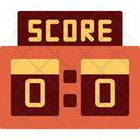 Scoreboard Game Score Score Icon