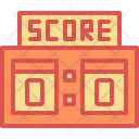Scoreboard Score Game Score Icon