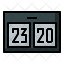 Scoreboard Competition Game Icon