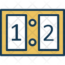 Scoreboard Counts Game Icon