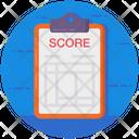 Scoresheet Icon