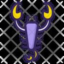 Animal Horoscope Scorpio Icon