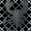 Scorpio Astrology Horoscope Icon