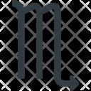 Scorpio Astrology Zodiac Icon