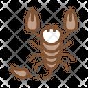 Scorpio Desert Sandy Icon