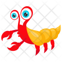 Scorpion Crab Sting Icon