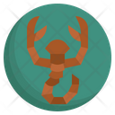 Scorpius Horoscope Astrology Icon