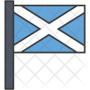 Scotland Scottish European Icon