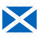 Scotland Flag Flags Icon