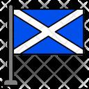 Scotland Country Flag Flag Icon