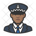 Scotland Black Police Officer Scotland Police Officer Police Icon