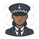 Scotland Black Police Officer Scotland Police Officer Police Icon